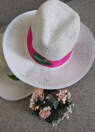 😍літо 2021 капелюх жіночий