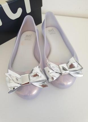 Туфлі, балетки melissa, оригінал