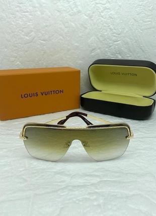Женские солнцезащитные очки в стиле louis vuitton💥lux качество