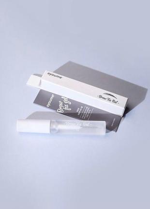 🔘гель для укладки и фиксации бровей (прозрачный) ayoume brow fix gel,9 g