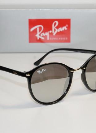 Женские солнцезащитные очки rb4242 round lightray