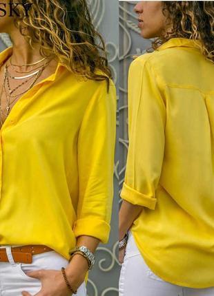 Рубашка блуза zara (новая коллекция)