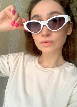 Женские солнцезащитные очки versace