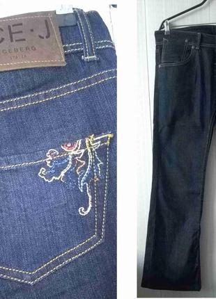 Стильные джинсы iceberg - оригинал итальянского бренда