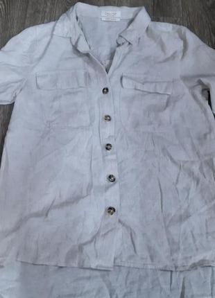 Рубашка 👕 лен
