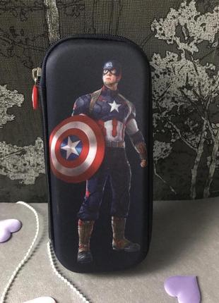 Пенал «капитан америка»
