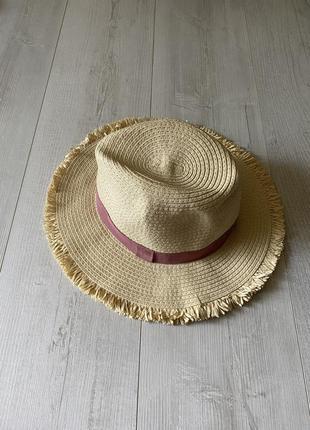 Соломеная шляпа accessorise