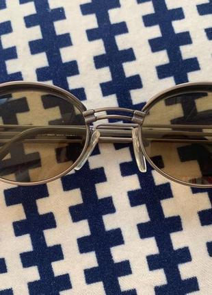 Немецкие солнечные очки винтаж