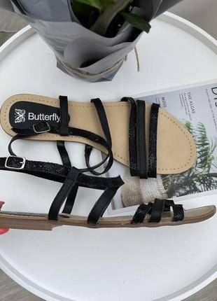 🌿38🌿 европа🇪🇺 кожа. классные фирменные босоножки, сандалии