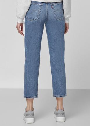 Светло-синие джинсы  501 original