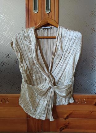 Шикарная блуза zara🌺