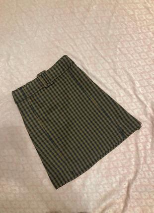 Трендовая юбка трапеция