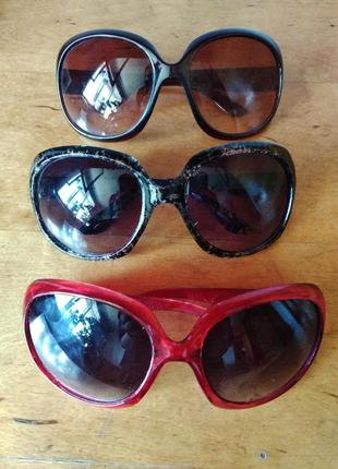 Солнцезащитные очки одним лотом