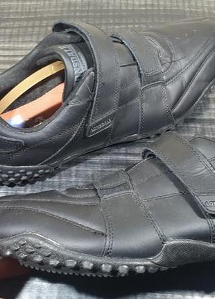 Kожаные кроссовки lonsdale