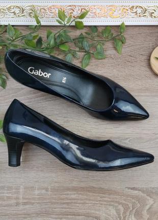 🌿38,5🌿европа🇪🇺 gabor. португалия. фирменные качественные туфли