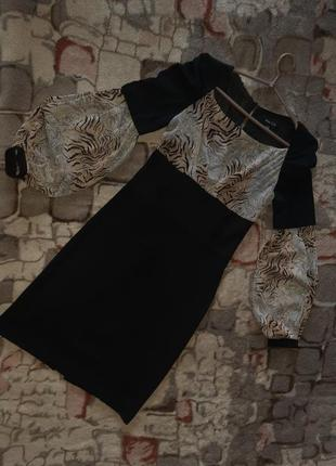 Красивое платье для худенькой девушки,  размер s