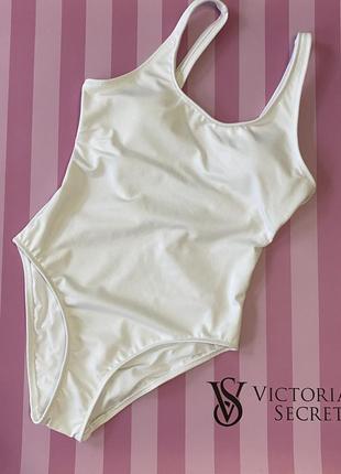 Слитный купальник victoria's secret pink