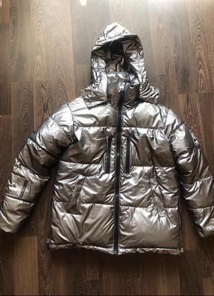 Куртка- пуховик💌
