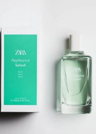Zara applejuice splash edt 150ml