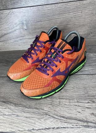 Оригінальні тенісні кросівки mizuno wave prorunner 17 39 розмір 25 см