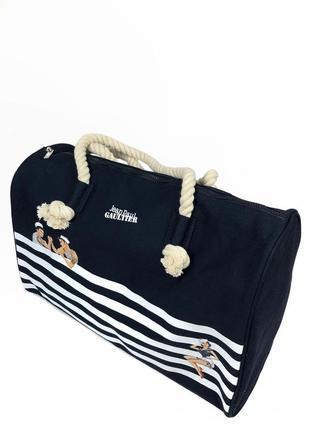Jean paul gaultier сумка большая