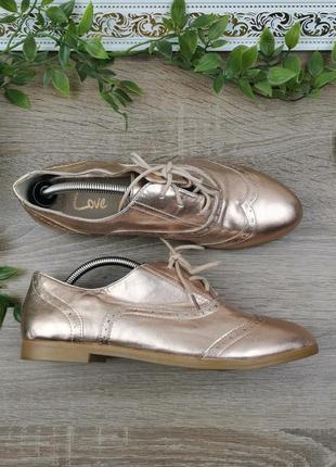 🌿38🌿европа🇪🇺 george. фирменные качественные туфли