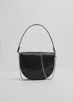 Трендова сумочка bershka! модель 2 в 1!