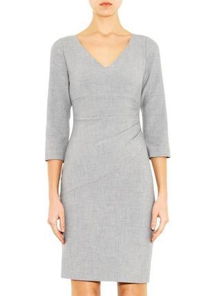 Нове.плаття преміум брендове dfv diane von furstenberg bevin shift dress grey оригінал.
