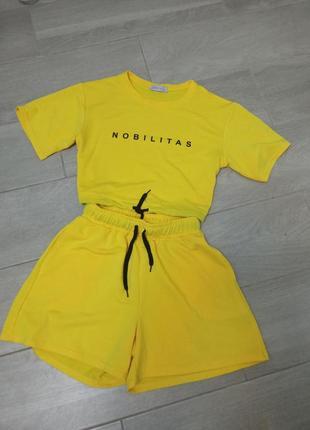 Костюм ,футболка,шорты