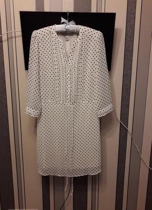 🌿 платье-рубашка