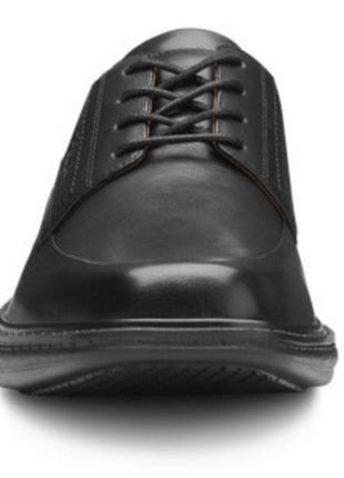 Комфортные кожаные туфли3 фото