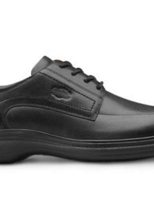 Комфортные кожаные туфли4 фото