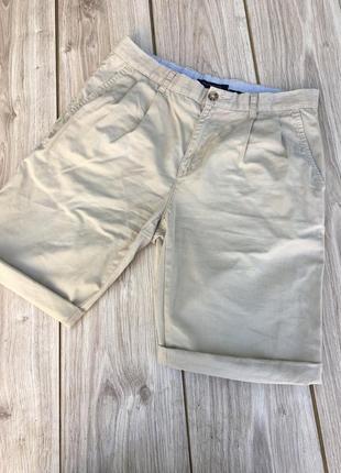 Стильные актуальные шорты tommy hilfiger