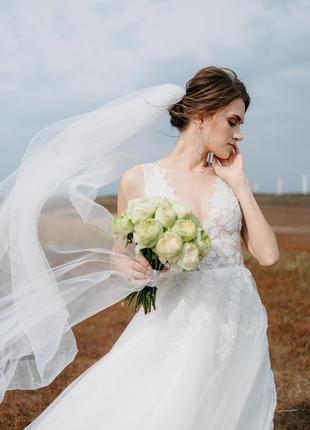 Свадебное платье perfioni