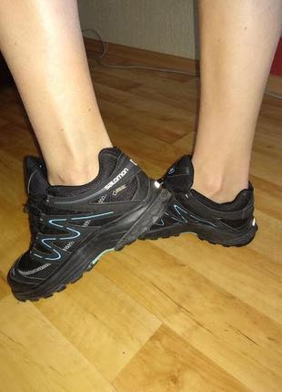 Оригинальные кроссовки salomon