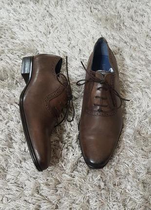 Туфлі san marina нат.шкіра р.42.