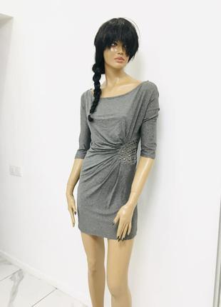 Нарядное zara basic evening collection роскошное платье с базовой вечерней коллекции 1+1=3 на всё 🎁
