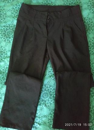 Класические брюки в офис, размер с/м.