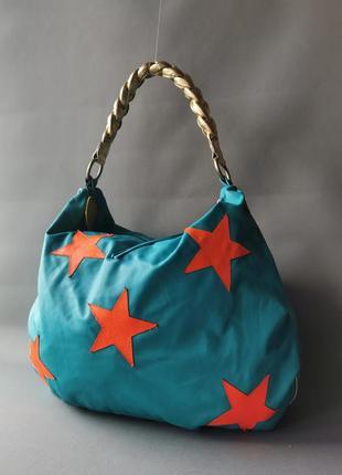 Fabienne chapot большая кожаная сумка
