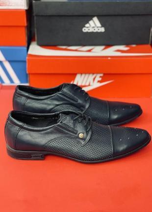 Кожаные мужские классические модные туфли. много обуви!!!