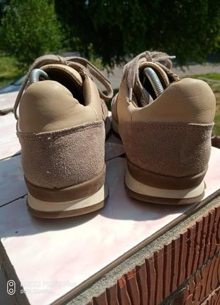 Качественные, комфортные кроссовки натуральная кожа hn 40 разм7 фото