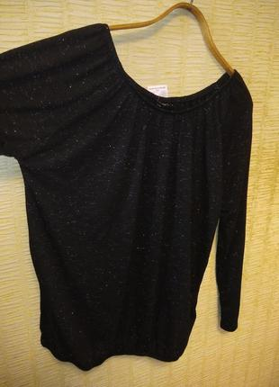 Очень красивая блуза-баллон