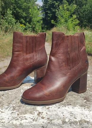 Жіночі челсі, черевики timberland atlantic heights chelsea