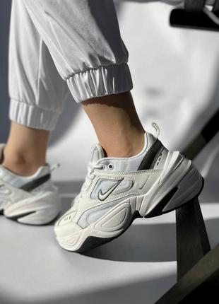 Шикарные кроссовки унисекс nike m2k tekno наложка