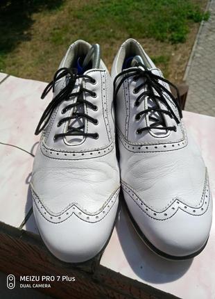 Туфли, оксфорды из натуральной высококачественной кожи foot joy 42 разм