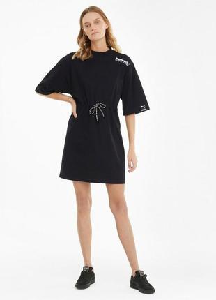 Платье puma оригинал новое фирменное s-xl