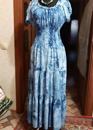 Платье,новое,батал,7xl,  ц.380 гр