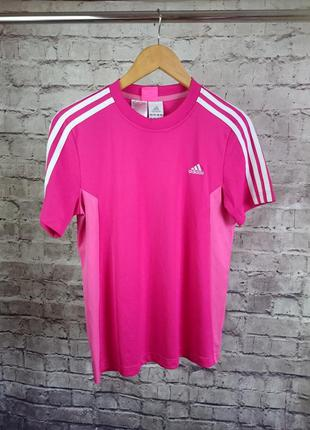 Спортивная футболка adidas. оригинал.