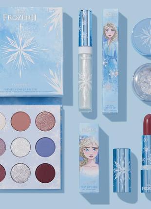 """Лимитированный подарочный набор декоративной косметики frozen """"elsa"""" от colourpop"""