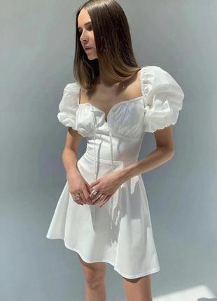 Летнее платье «прованс»